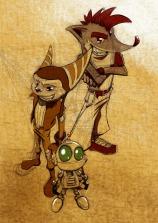 http://wuppertrash.deviantart.com/art/Jump-and-Run-Heroes-465032365