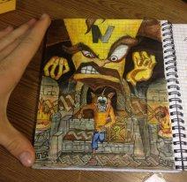 http://toha706.deviantart.com/art/Crash-Bandicoot-477440999