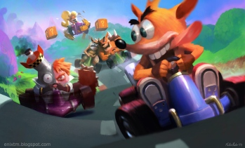 http://mihairadu.deviantart.com/art/Crash-Team-Racing-477884563
