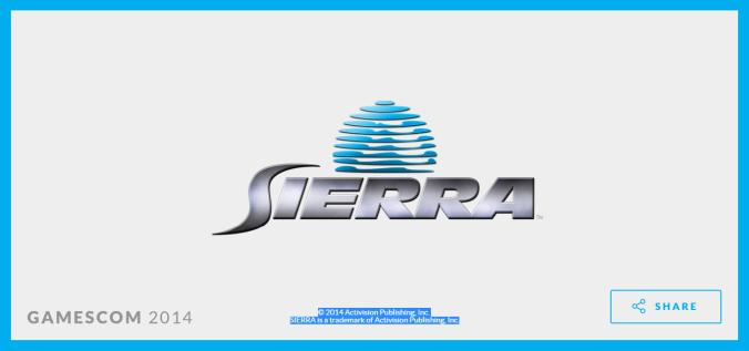 sierraisback