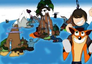 http://voodoo-bunny.deviantart.com/art/The-Wumpa-Islands-87382844