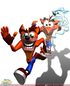 """Crash Bandicoot: Warped - ""Game Development Cycle"" (1998)"""
