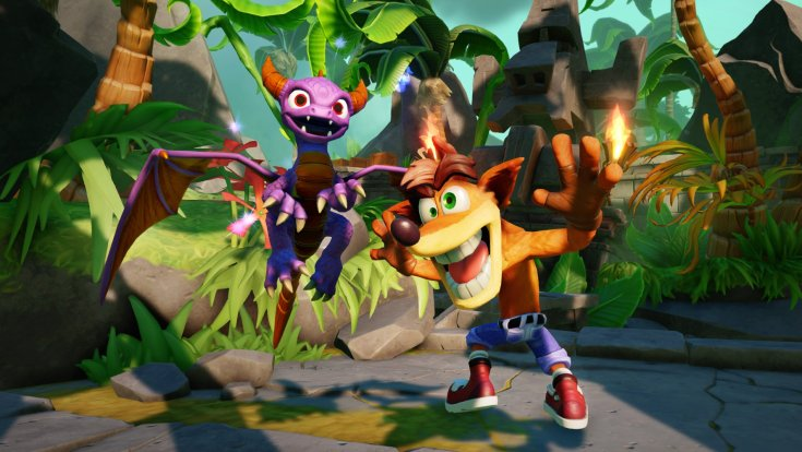 Image result for skylanders imaginators crash spyro