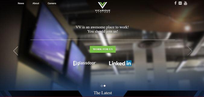 vicariousvisionswebsiteupdate