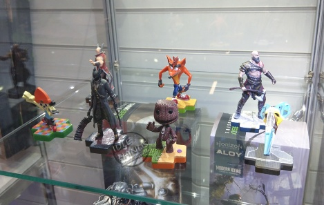 Toy Fair 2018 Playstation Totaku Collection 002