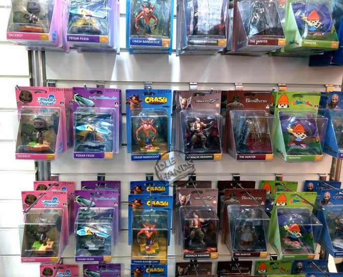 Toy Fair 2018 Playstation Totaku Collection 015