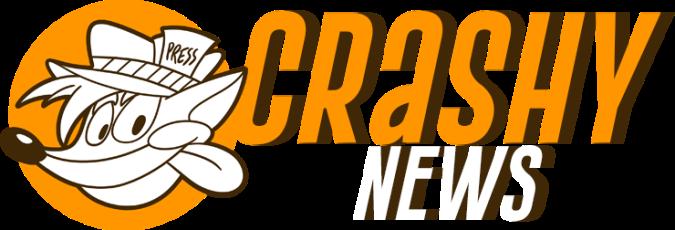 CrashyNewsTextLogo