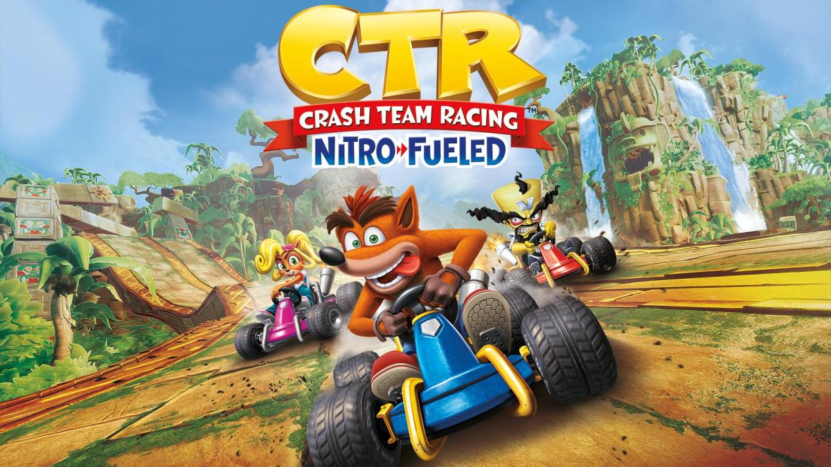 [TWEET] Numskull Designs confirmed finalizing plans for Crash Team Racing: Nitro-Fueled merchandise later for 2019