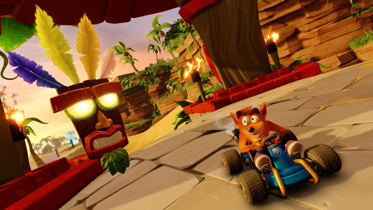 [LINKED] PlayStation Blog: How Crash Team Racing Nitro-Fueled revamps the original's beloved single-player Adventure Mode