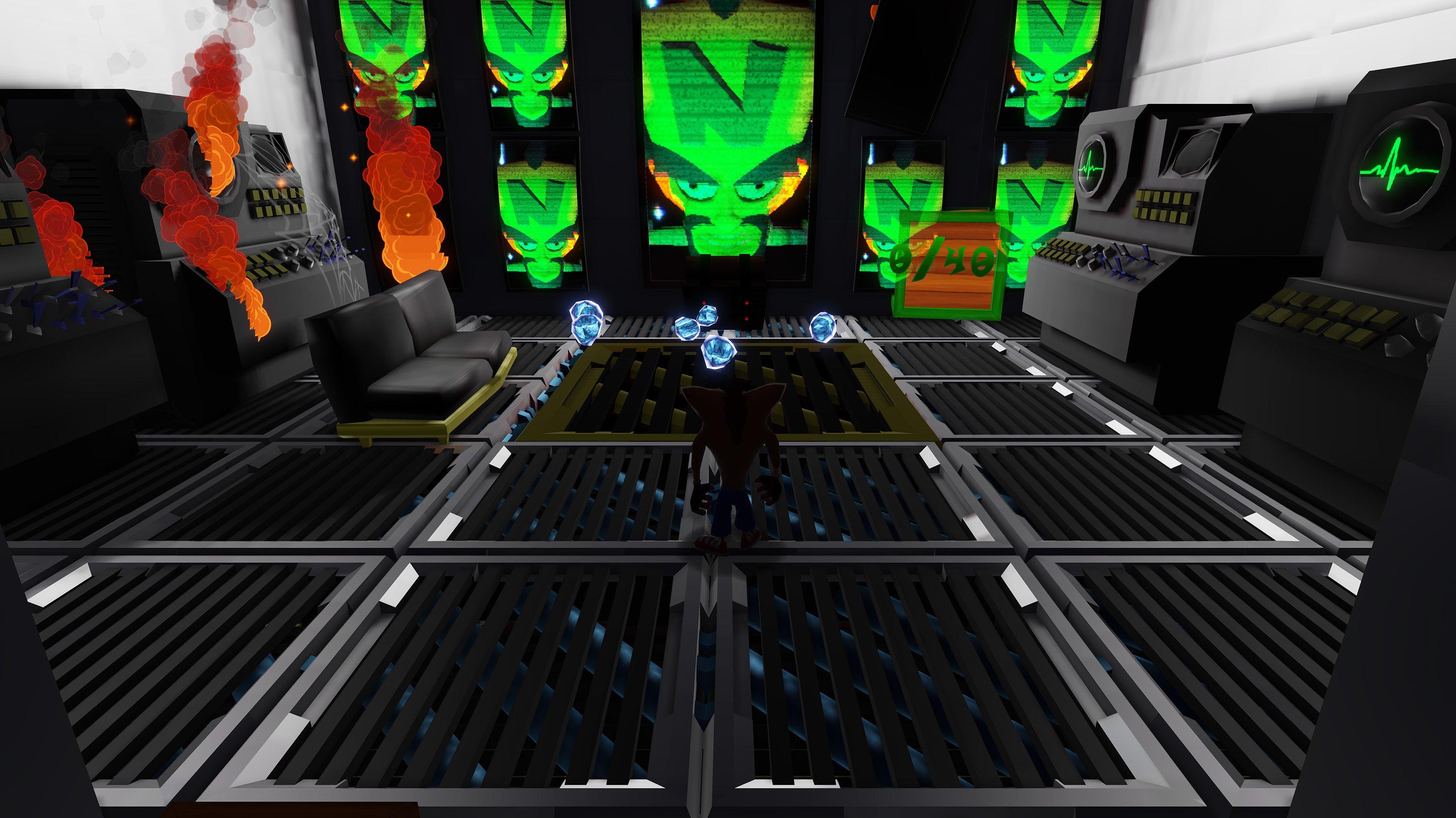 Aninimal Book: Crash Bandicoot Crystal's Wrath: Brand New Screenshots ...