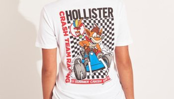 Hollister (United States): Crash Team Racing Nitro-Fueled